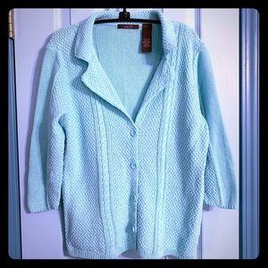 heather B Cardigan Sweater